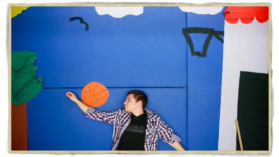 basketball szene